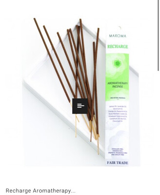 Maroma Recharge Incense