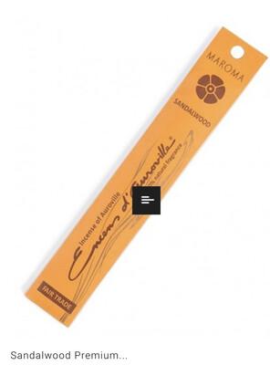 Maroma Sandalwood Incense