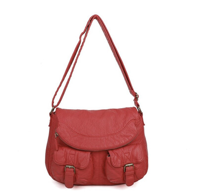 Amphere Bag Red 9372