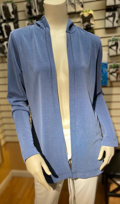 Coco Modal Cardigan Blue M