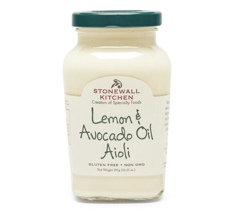 Lemon & Avacado Zioli