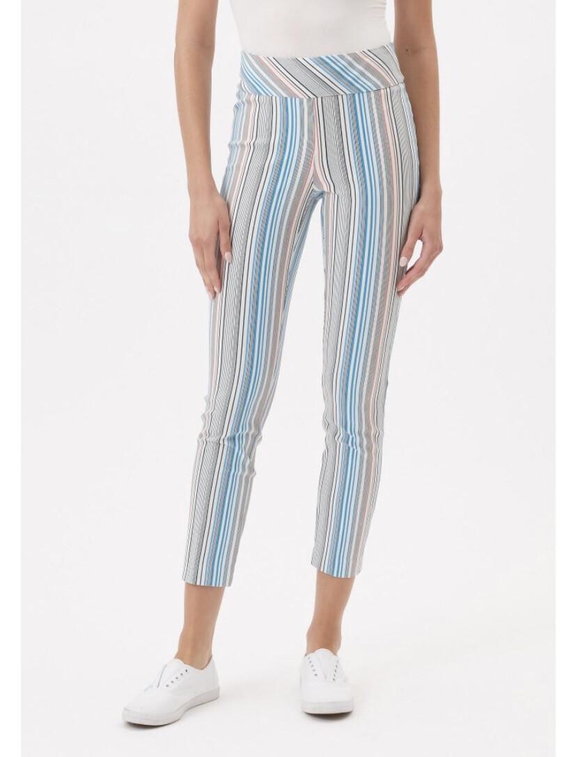 Up Multi Strip Pant 2