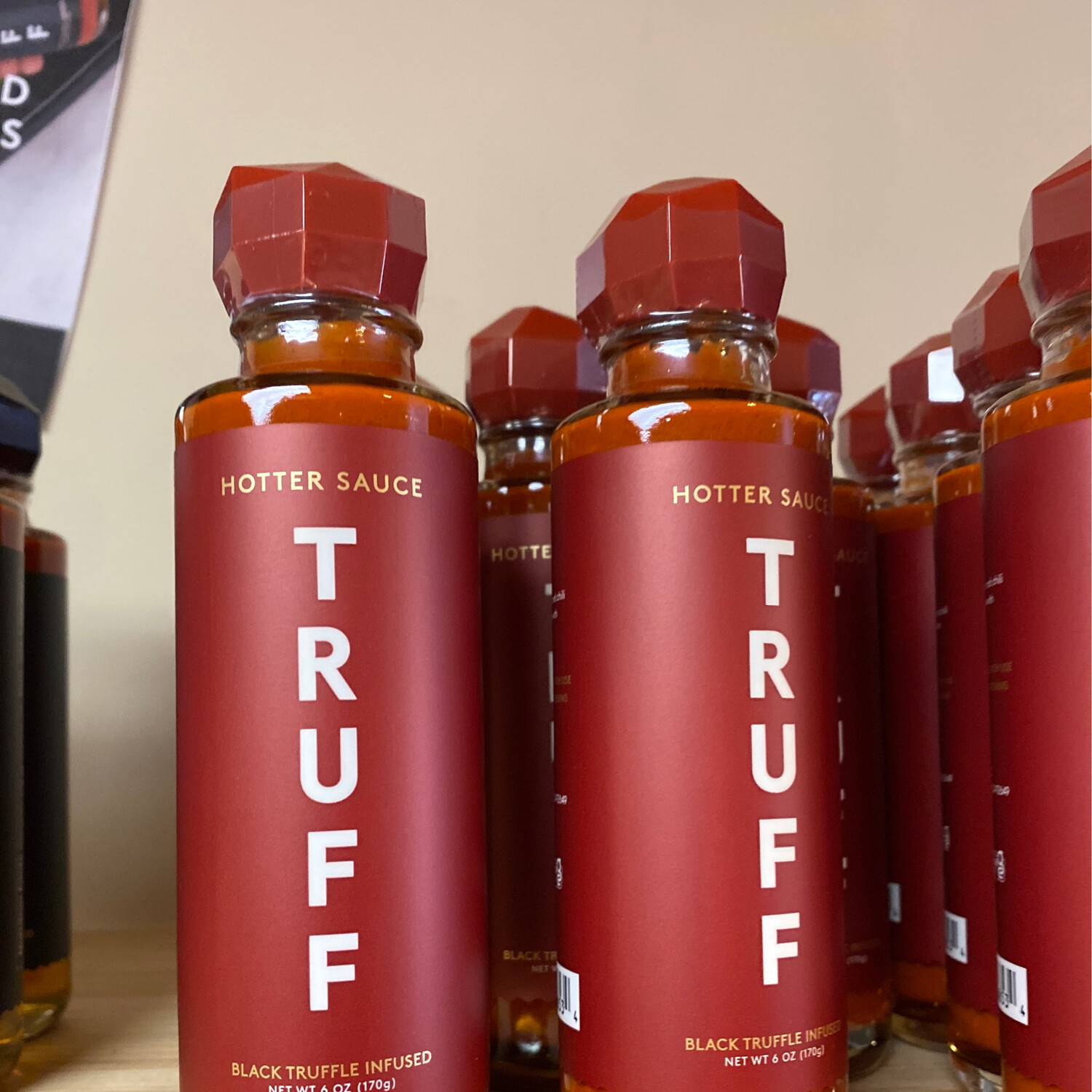 Truff Red Hotter Sauce