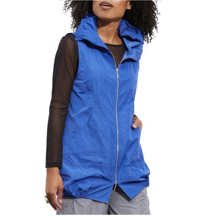 LIV Scp Sld Vest Cobalt XS