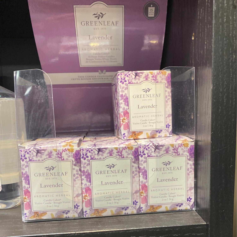 GL Lavender Votive