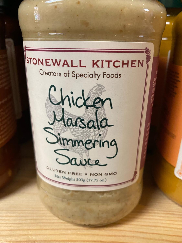 Stonewall Chicken Marsala Sauce