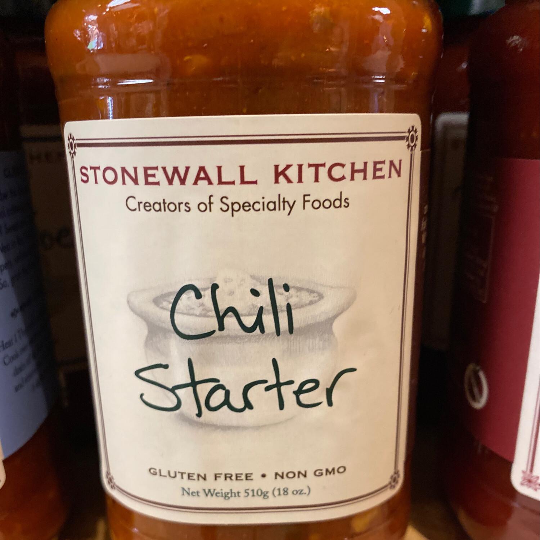 Stonewall Chili Starter