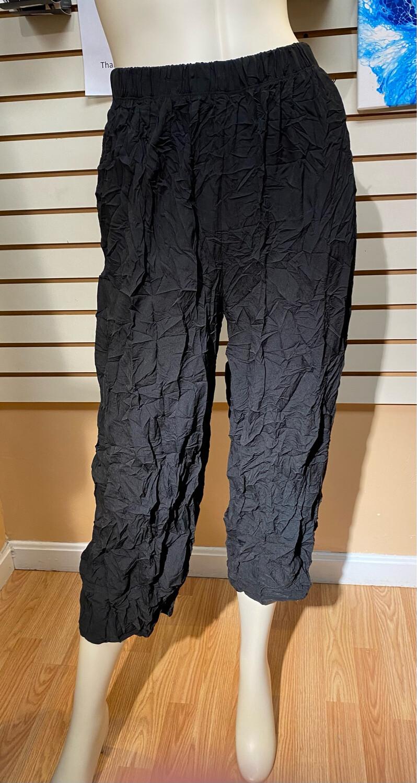 LIV Crimp Easy Pant Black L
