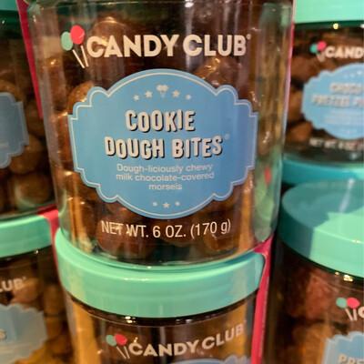 Candy Club Cookie Dough Bites