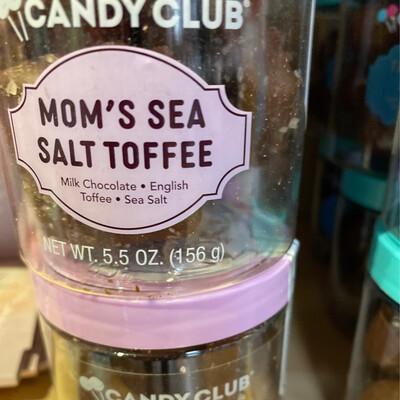 Candy Club Moms Sea Salt Toffee