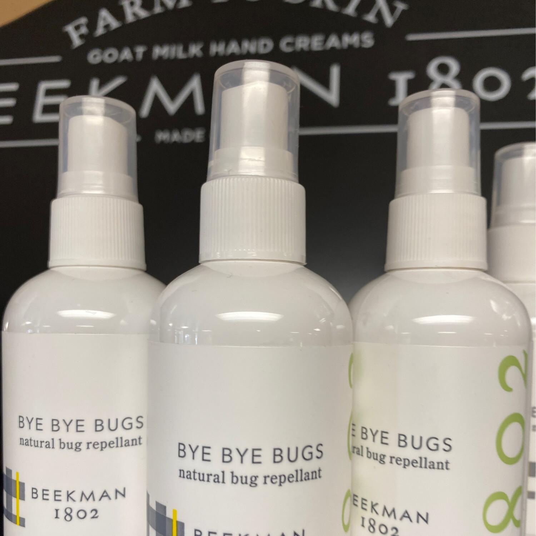 Beekman 1802 Bye Bye Bugs 3.8 oz