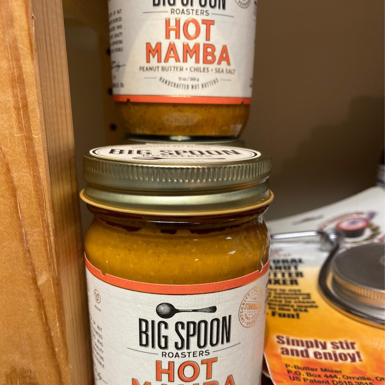 BS Hot Mamba Nutbutter