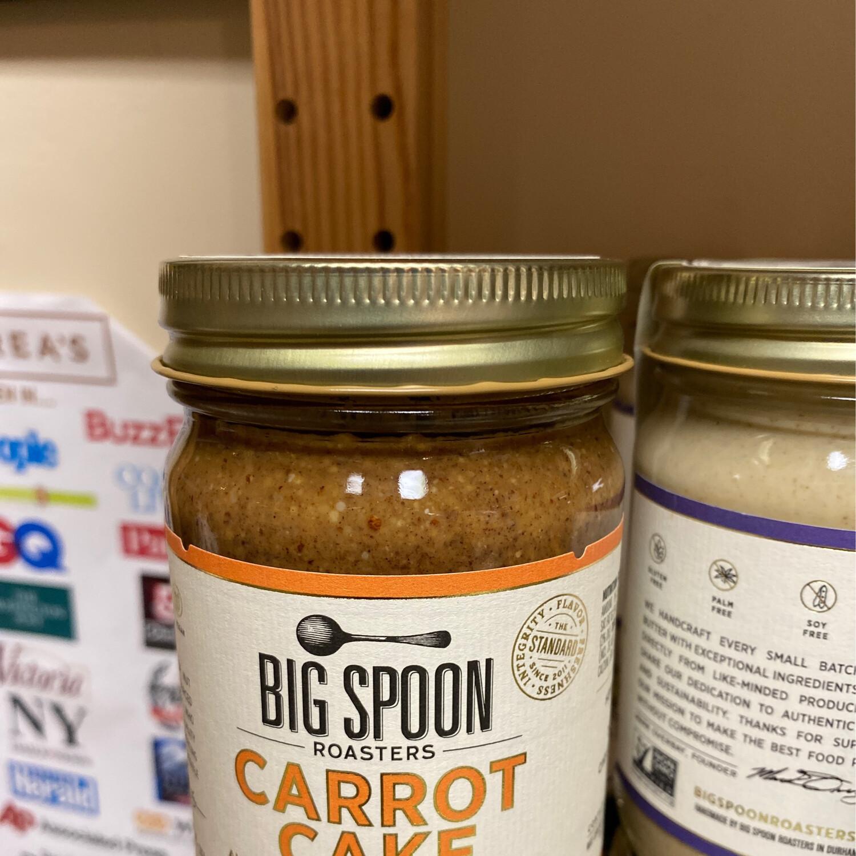 BS Carrot Cake Almond Walnut Butter
