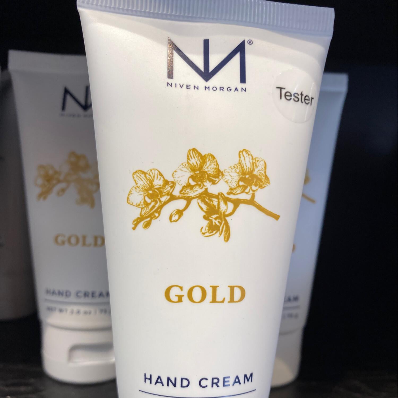 NM Gold Hand Cream 2.6 Oz
