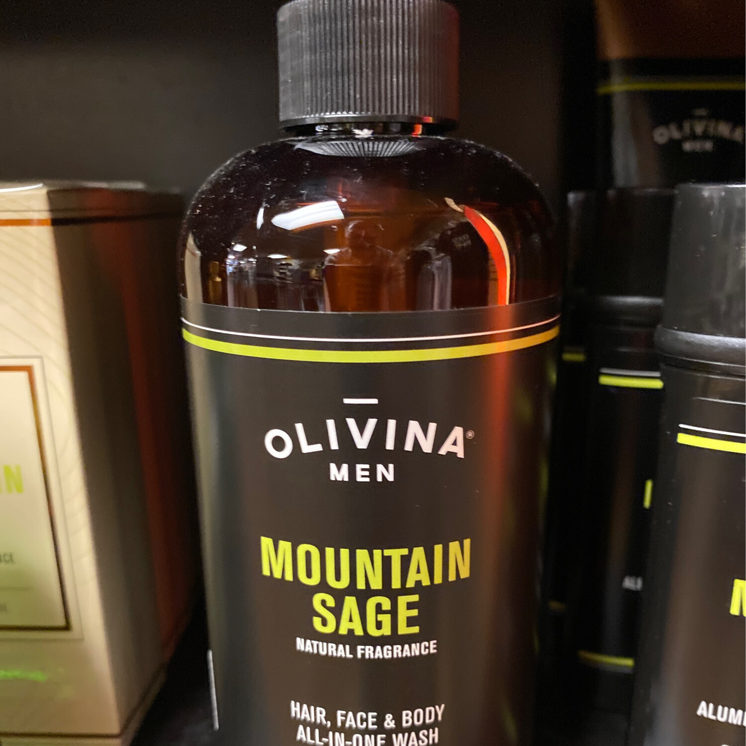 Olivina All In One Wash Mountain Sage