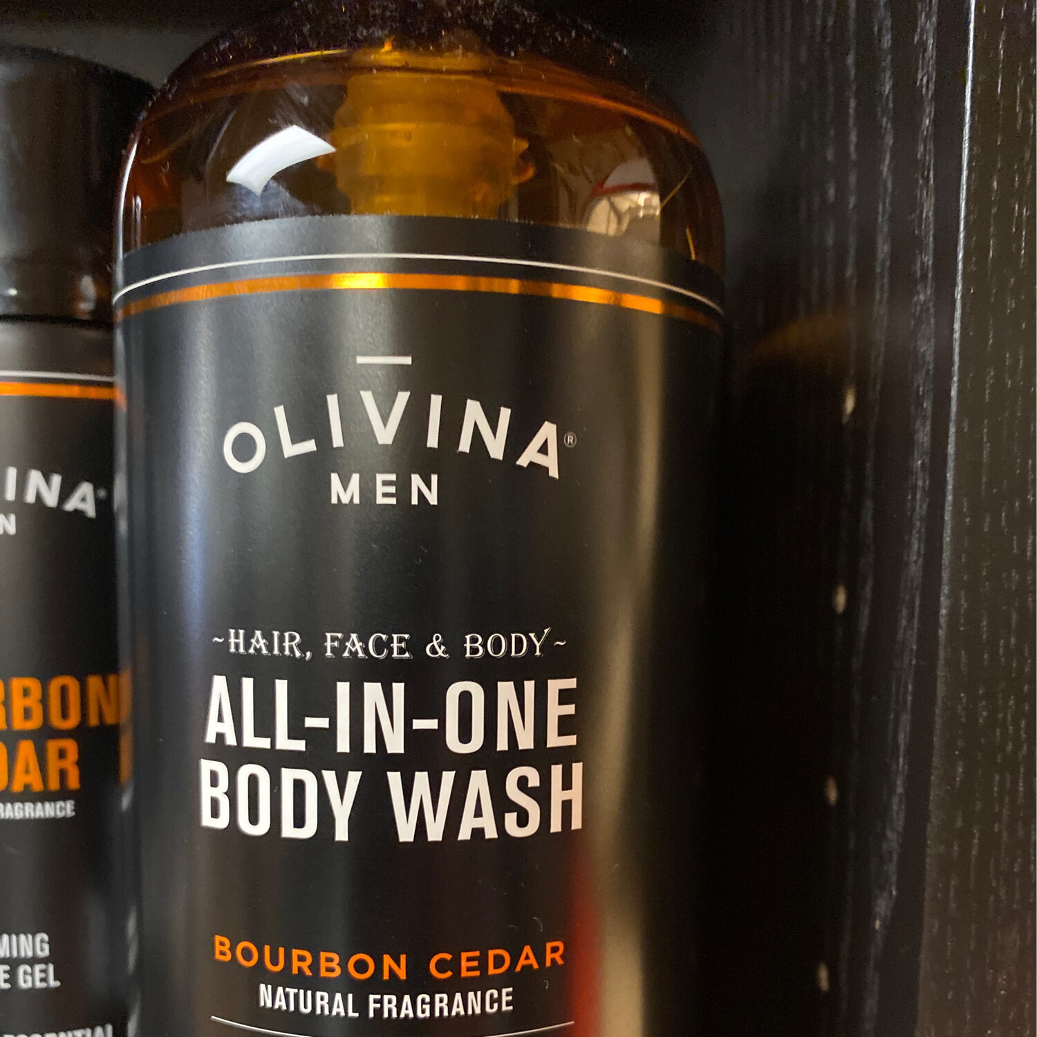 Olivina All In One Body Wash Large 33.3 oz