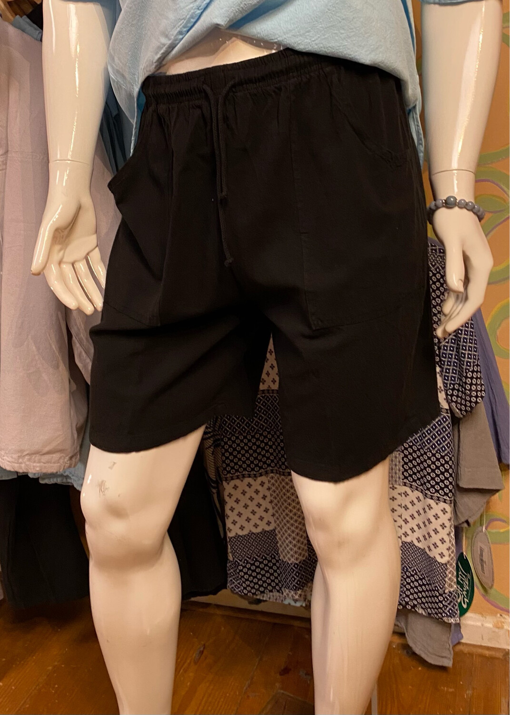 Sea Crinkle Short XL Black