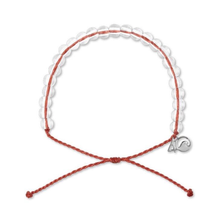 4ocean Bracelet Coral Bracelet
