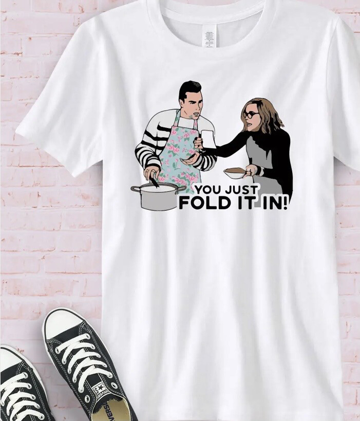 Fold It In Tee 2X