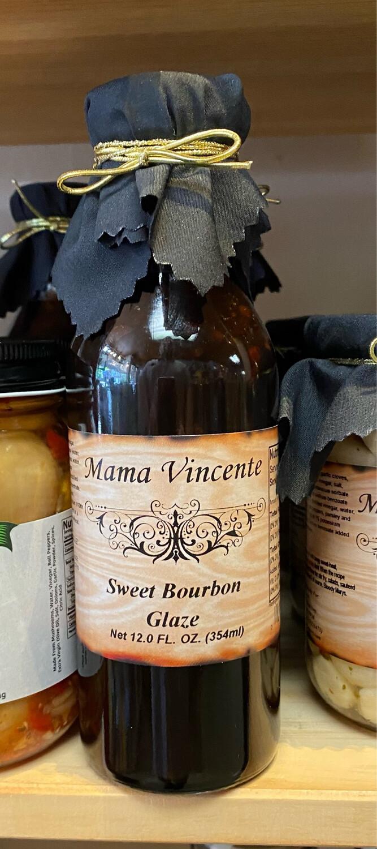 Mama Vincete Bourbon Sweet Glaze