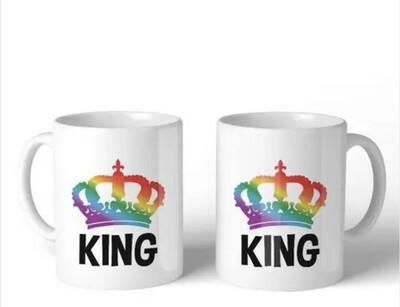 King King Mug Set