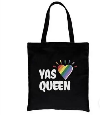 Yas Queen Tote Black