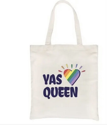 Yas Queen Tote Natural