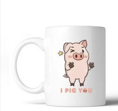 I Pig You Mug