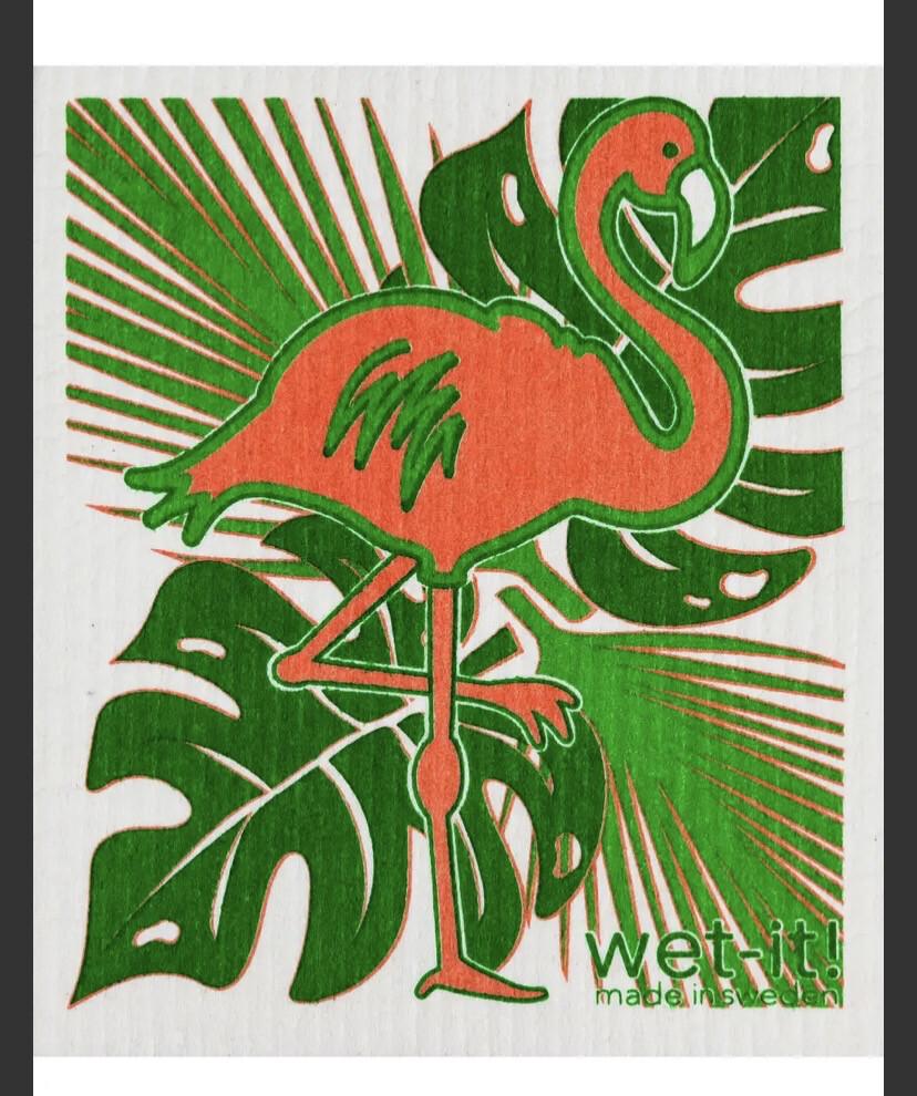 Wet It Flamingo