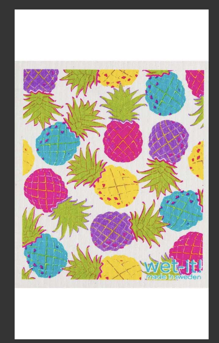 Wet It Pineapple