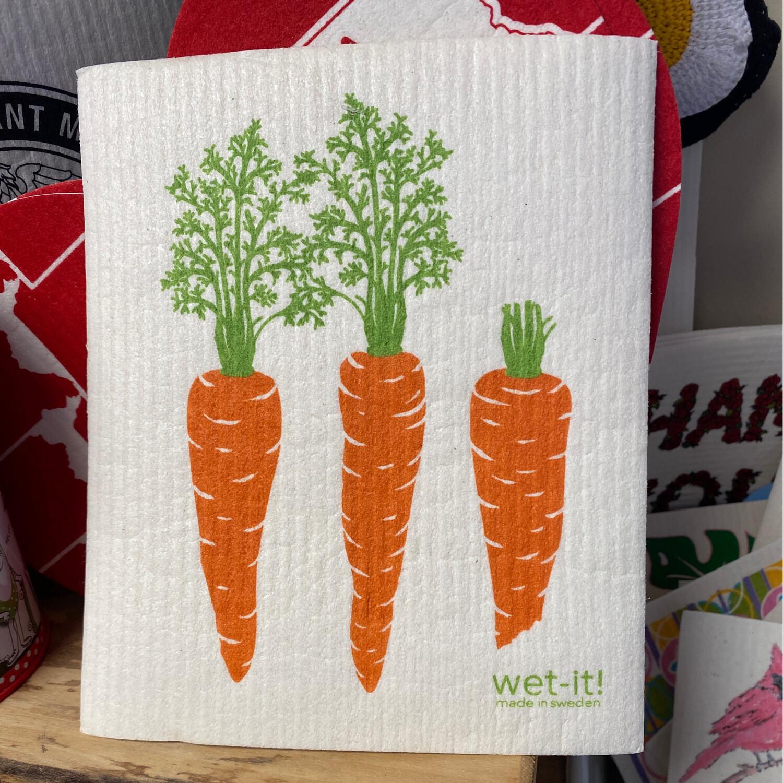 Wet It 3 Carrots