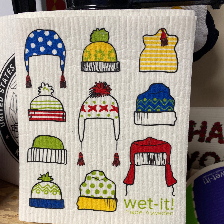 Wet It Snow Hats