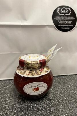 12 Oaks Cranberry Chutney