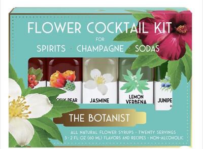 Floral Cocktail Kit The Botanist