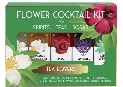 Floral Cocktail Kit Tea Lovers