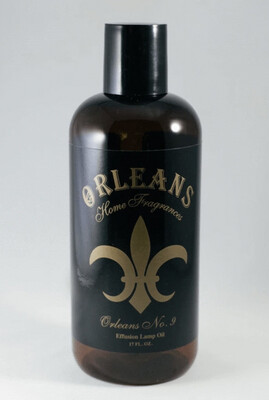 New Orleans Black Orchid Effusion Lamp Oil