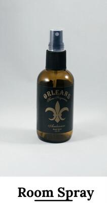 New Orleans Room Spray Black Orchid 4 oz