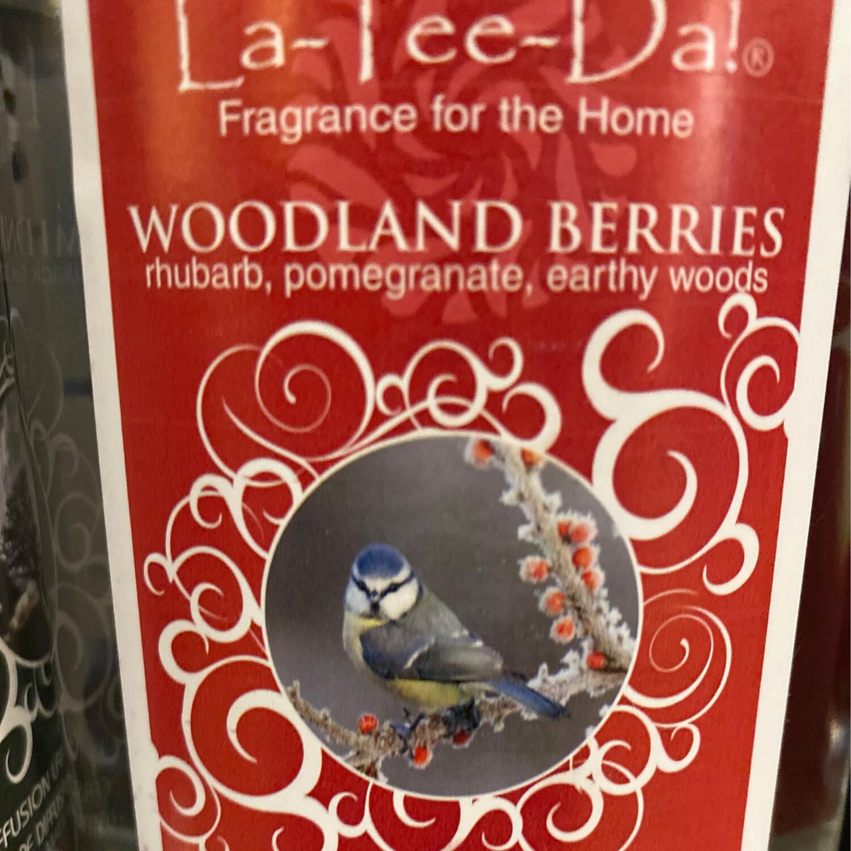 La Tee Da Woodland Berries