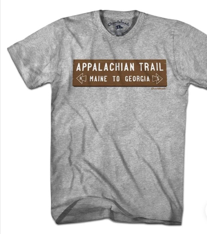 Appalachian Trail Tee 3X