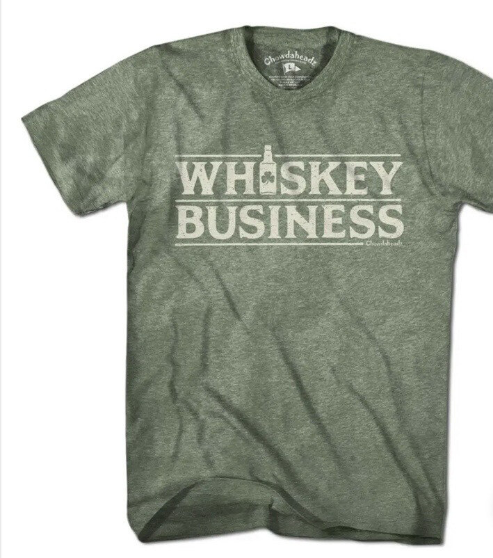 Whiskey Business Tee 2X