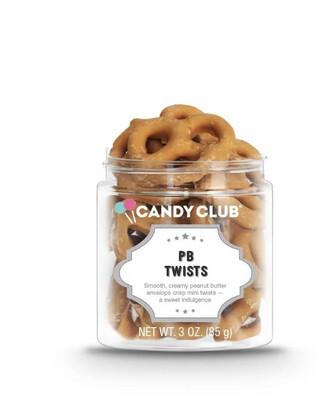 Candy Club PB Twists