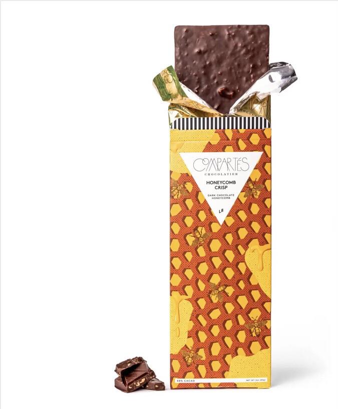 Comparte's Honeycomb Crisp Bar