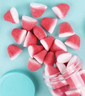 Candy Club Strawberry Puffs