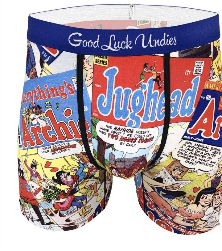 Good Luck Comics L