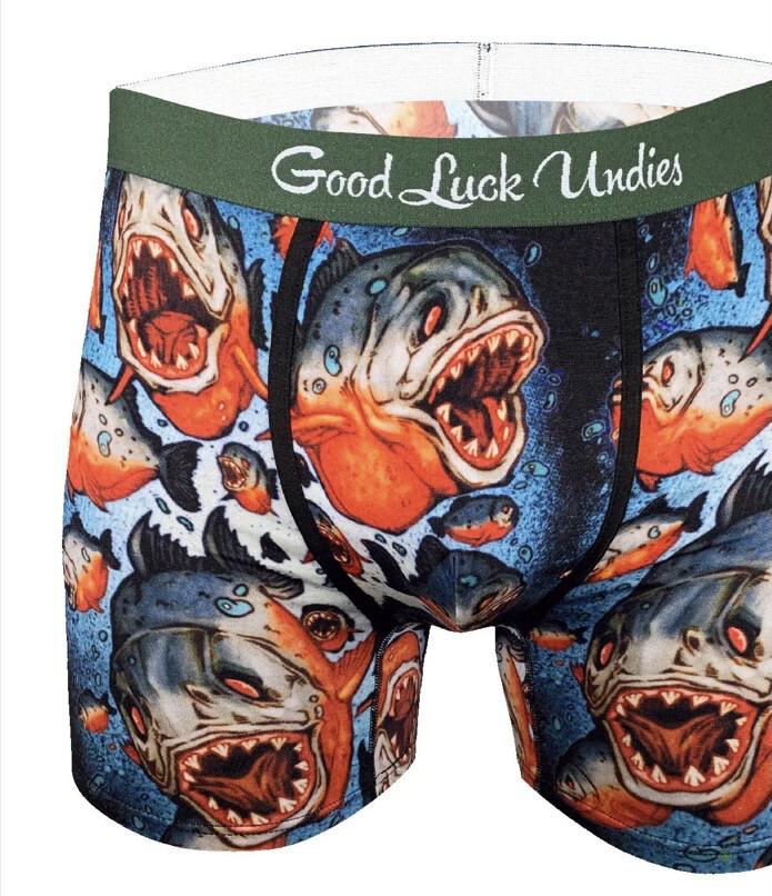 Good Luck Piranhas M