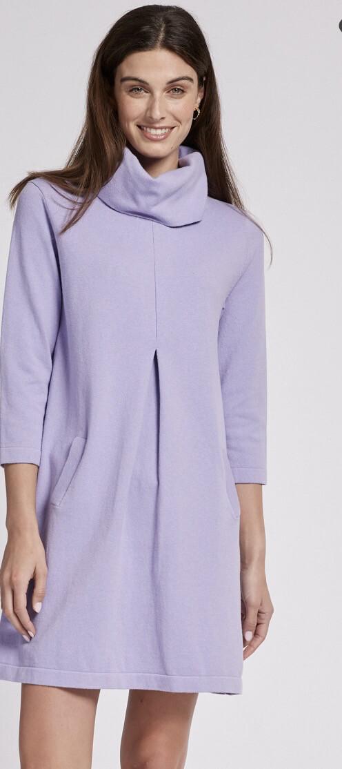T Boe Cotton Cashmere Pocket Dress XL