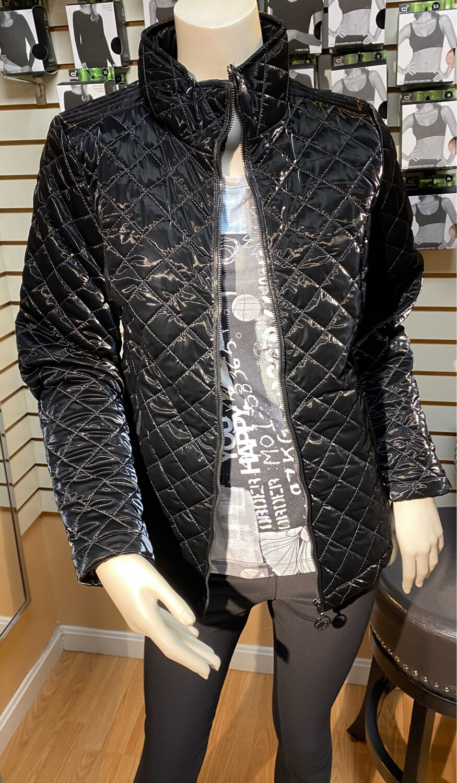 Dolcezza Woven Jacket Black M