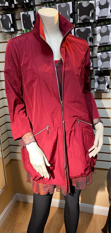 LIV Jacket Tomato M