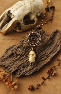 Ancestors of the Bronze Earth Necklace