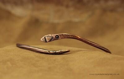 Sun Over Mountain Snake Bracelet